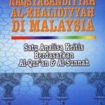 Tarekat Naqsyabandiyyah Al-Khalidiyyah Di Malaysia / Sc
